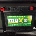 Maxx Battery 55ah/480a